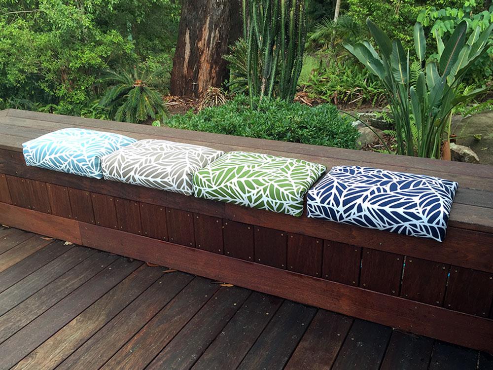SmartArse Seats Tulum fabric